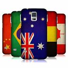 HEAD CASE DESIGNS VINTAGE FLAGS SET 1 CASE COVER FOR SAMSUNG GALAXY S5