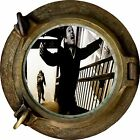Huge 3D Porthole French Connection View Wall Stickers Mural Art Decal Wallpaper