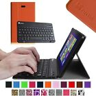 For Dell Venue 8 Pro Tablet Ultra Slim Leather Bluetooth Keyboard Cover Case