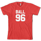 Ball 96 - Mens T-Shirt - Connor - 10 Colours - S-XXL
