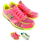 Womens Skechers Go Run 3 Running Lace Up Active Sporty Run Flat Trainers UK 3-8