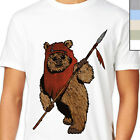 EWOK T-Shirt. Starwars, Return of the Jedi, Endor Moon, Retro Movie Star Wars