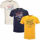 Voi Jeans Texas Tee Mens New Casual Cotton Retro Graphic T Shirt Tee Top