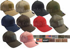Men's Fitted Flexfit Mid Profile Tactical Cap w/ Removable Patch