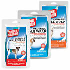 Simple Solution Washable Male Wrap S M L Nappies Nappy Washable Dog Pants