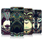 HEAD CASE AZTEC ANIMAL FACES 3 BACK CASE FOR APPLE iPOD TOUCH 5G 5TH GEN