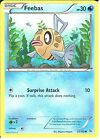 POKEMON XY FLASHFIRE - FEEBAS 22/106