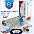 Underwood Underlaminate Electric Underfloor Heating Kit ALL SIZES 1-24m²