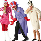 Licensed Hanna-Barbera Wacky Racers Adults Fancy Dress Costume Ladies Mens 80s