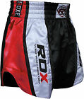 RDX Muay Thai Fight Shorts MMA Grappling Kick Boxing Trunks Martial Arts UFC RD