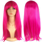 cheap pink wig