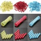 100pcs Nylon Insulated Butt Connectors Electrical Wire Crimp Terminals 22-10AWG