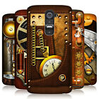 HEAD CASE STEAMPUNK PROTECTIVE SNAP-ON HARD BACK CASE COVER FOR LG G2 D802