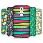 HEAD CASE DESIGNS LEAF PATTERNS 2 HARD BACK CASE COVER FOR LG G2 D802