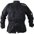RICHA RAIN WARRIOR WATERPROOF MOTORCYCLE MOTORBIKE JACKET BLACK