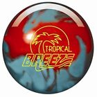 NEW Storm Tropical Breeze Reactive Resin Bowling Ball,  Orange Teal,  NIB