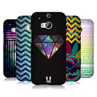 HEAD CASE DESIGNS TREND MIX CASE COVER FOR HTC ONE M8