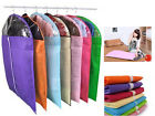 HOAU Home Dress Clothes Garment Suit Cover Bag Dustproof Storage Protector 3Size