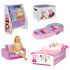 Choose from NEW Girls Peppa Pig Bedroom Furniture Bed, Toy Box, ReadyBed