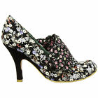Irregular Choice Flick Flack Multi Womens Shoes