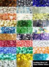 Glass Pebbles 15-20mm Many Colours Various Weights Wedding Garden Home Aquarium
