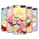 HEAD CASE DESIGNS CUPCAKE HAPPINESS CASE COVER FOR APPLE iPOD TOUCH 5G 5TH GEN