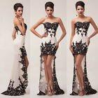 NEW Formal Party Evening Bridesmaid Dress Ball Gown Pageant Prom Long Dress 6-20