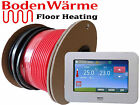 Electric Underfloor Heating Cable Kit ALL SIZES Loose Wire 200w/m² Tile Heating