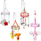 Musical Mobile Pink Blue Multicoloured Cot Lullaby Baby Toy Play New By Red Kite