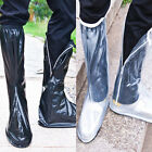 T149 Waterproof Non-Slip Rain Boots Shoes Covers For Motorcycle Bicycle Riding