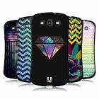 HEAD CASE DESIGNS TREND MIX HYBRID TPU BACK CASE FOR SAMSUNG GALAXY S3 III I9300