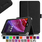 Folio Leather Stand Case Cover for ASUS MeMO Pad 7 ME176CX /ME176C 7-Inch Tablet