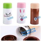 JAPAN LINE APP CHARACTERS CONY MOON BROWN 200ML STAINLEES STEEL VACUUM BOTTLE
