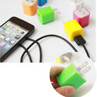 2014 NEW Power Adaptor Wall Charger Plug for iPod iPhone 5 4S HTC USB Charger SH