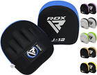 RDX Leather Gel Tech MMA UFC Grappling Gloves Fight Boxing Punch Bag K