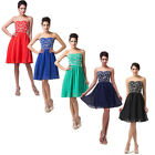 New Sweet Sexy Short Formal Prom Dress Cocktail Ball Evening Party Gowns Dresses