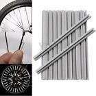 12/36/72 X Bicycle Bike Wheel Spoke Reflector Reflective Mount Clip Tube Warning