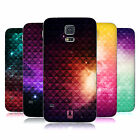 HEAD CASE PRINTED STUDDED OMBRE BATTERY BACK COVER FOR SAMSUNG GALAXY S5