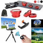 EEEKit for Smartphone Bluetooth Remote Control Shutter+Tripod Mount+ Camera Lens