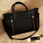 Hot Handbag Shoulder Bag Tote Purse New Fashion PU Leather Women Messenger Hobo