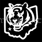 CINCINNATI BENGALS STICKER OHIO STATE  VINYL STICKER DECAL VEHICLE GRAPHIC CAR on eBay