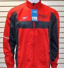 Brooks Men's Shelter Technology RNR Pittsburgh Official Race Jacket Lava/Grey