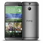 HTC One M8 4G LTE 32GB Gray (AT&T OEM Unlocked) GSM Smartphone Android Phone FRB