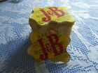 1 PACK OF BEER MATS ( 100 or  50 ) . BELLS  BRAINS, J&B, NEW QUAY FREE P&P IN UK