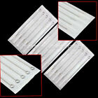 50x Disposable 3/5/7 RL Stainless Steel Sterile Round Liner Tattoo Supply Needle