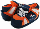 Denver Broncos Slippers Comfy Feet Hi Top Boot House Slippers