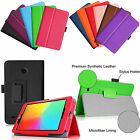 For LG G Pad 7.0 7-Inch Android Tablet Folio Stand Leather Smart Wake Case Cover