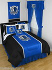 Dallas Mavericks Comforter & Sheet Set Twin Full Queen King Sidelines