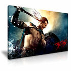 300 Spartans Rise of An Empire Movie Abstract Art Canvas Print Framed Wall Art