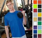 A4 Adult Men's Cooling Performance Crew Athletic Tee T-Shirt N3142-New!!